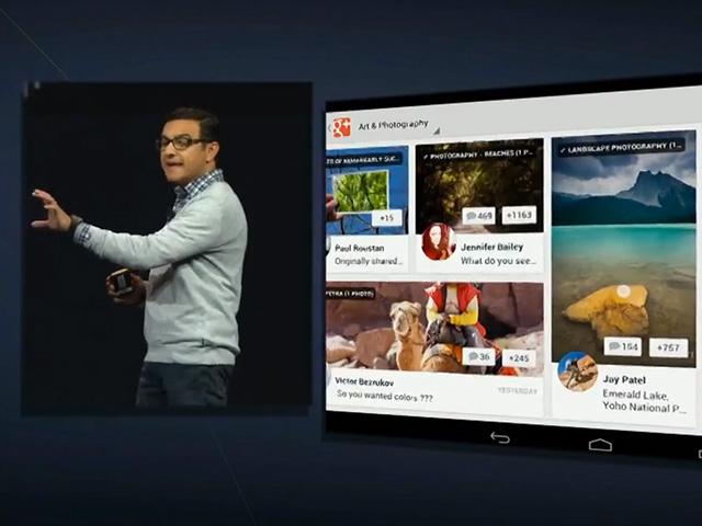 Google I/O : la Keynote du premier jour en vidéo