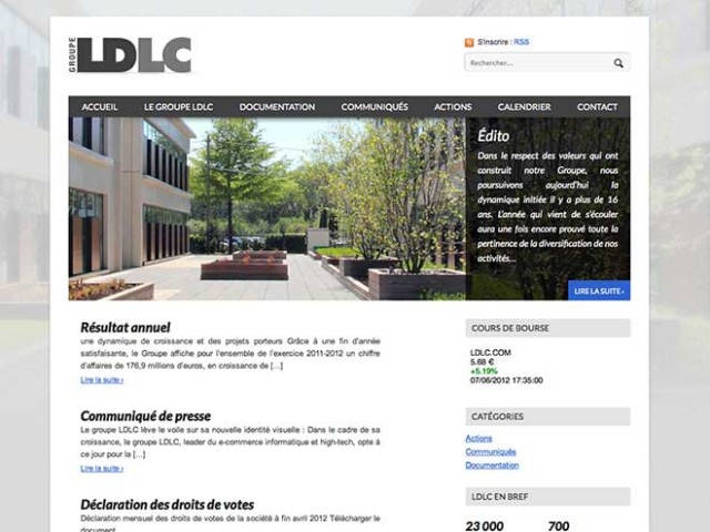 """LDLC part à la conquête du """"vrai"""" monde"""