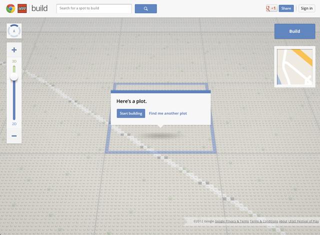 Jouer aux LEGO dans Google Chrome
