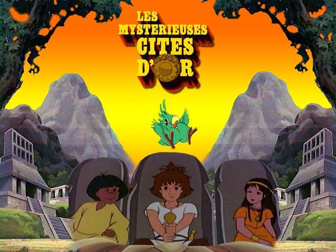 Bande annonce : Les Mystérieuses Cités d'Or saison 2