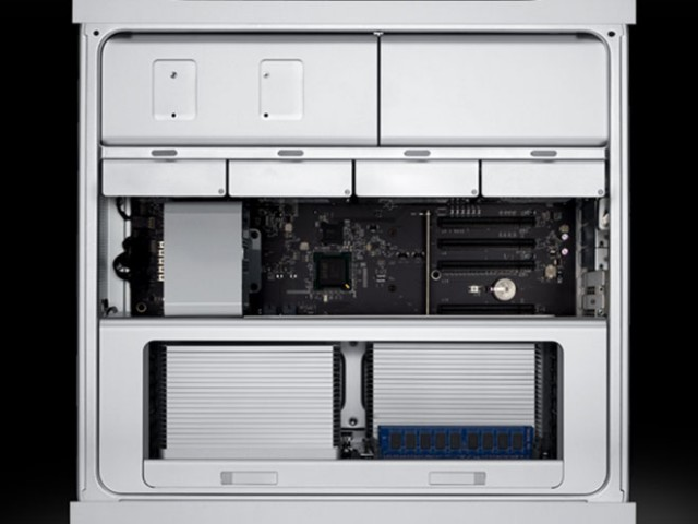 Mac Pro 2012 : une mise à jour très discrète