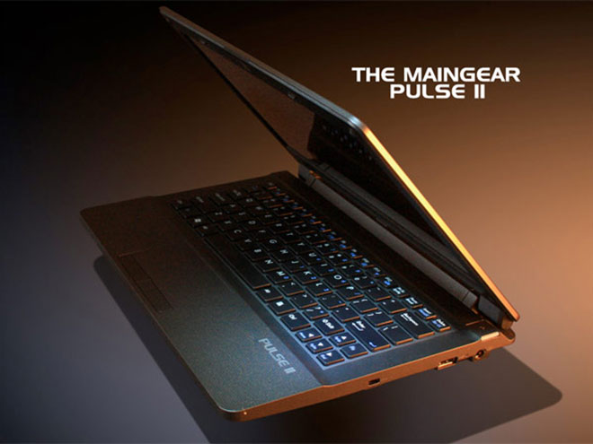 Maingear Pulse 11, un ultrabook pour gamer