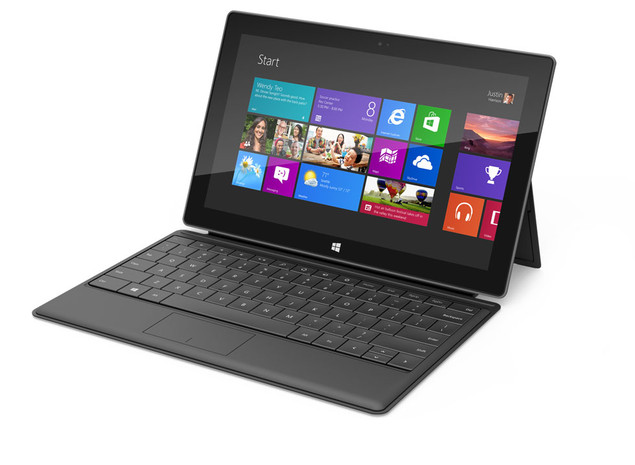 Surface : la tablette de Microsoft