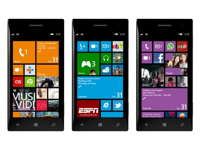 Microsoft pourrait lancer son propre mobile sous Windows Phone 8
