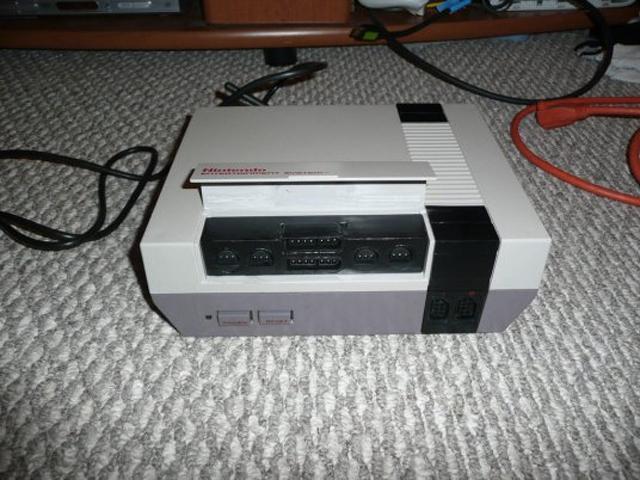 Une NES, trois émulateurs