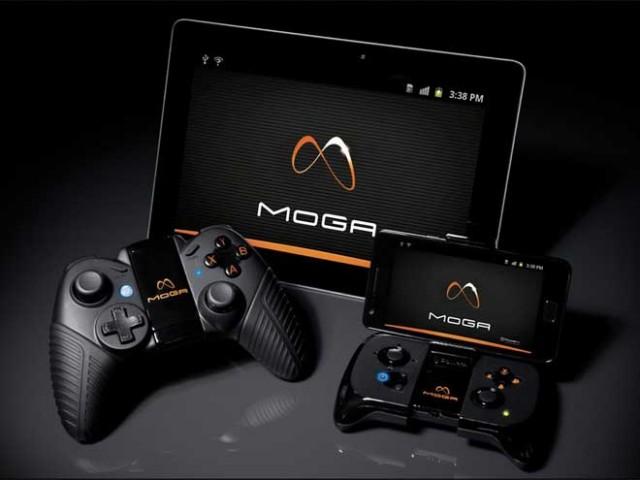 Transformer son mobile ou sa tablette Android en console avec MOGA
