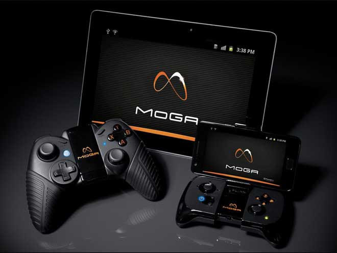 Transformer son mobile ou sa tablette Android en console avec MOGA