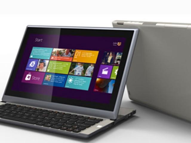 Computex 2012 : MSI S20, un ultrabook à écran coulissant