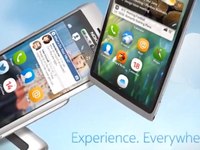 Nokia Air : la synchronisation ultime en un concept