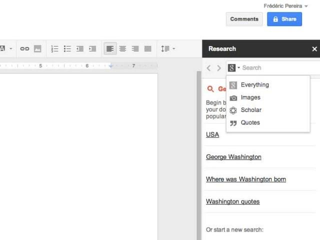 Google Docs : les nouvelles fonctions du mois de mai
