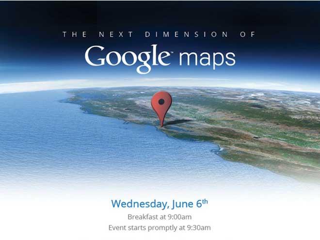 Google Maps : une nouvelle dimension pour le 6 juin