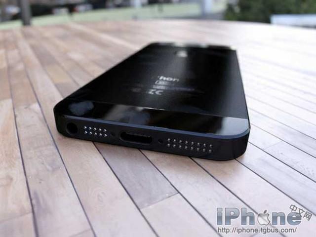 Les premières photos de l'iPhone 5 ?