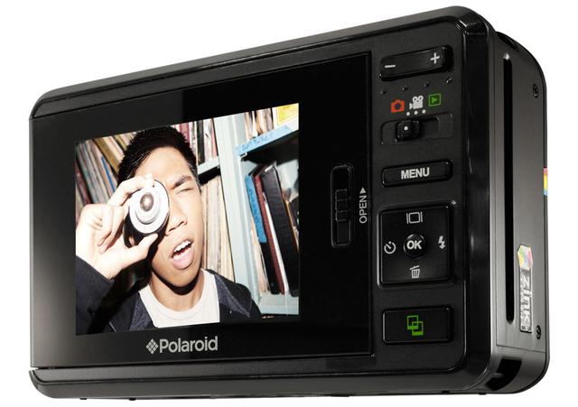 Polaroid Z2300, le retour de Polaroid