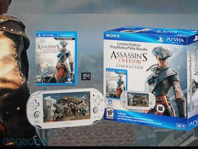 E3 2012 : Sony, PlayStation Vita, Wonderbook et PlayStation Move Racing Wheel