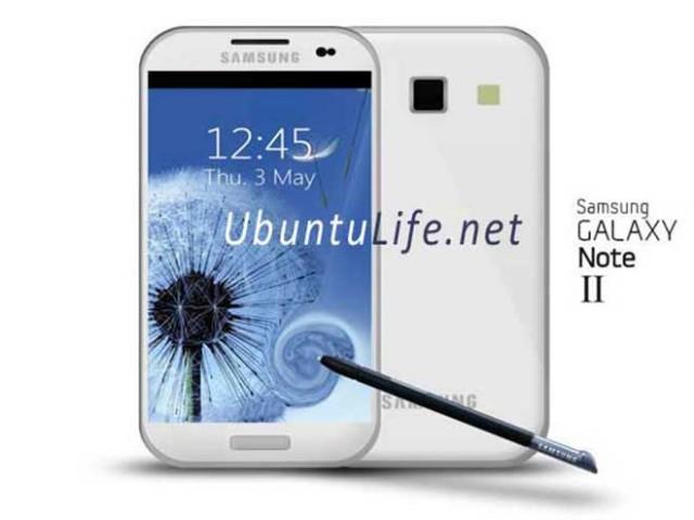 Samsung Galaxy Note 2 : écran plus grand, sortie en octobre ?