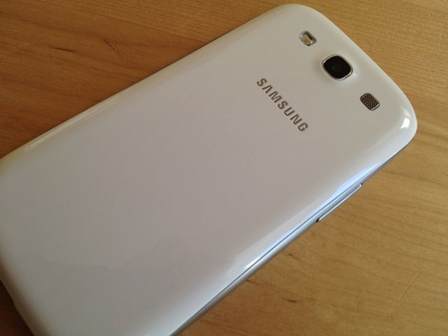 Test : Samsung Galaxy S