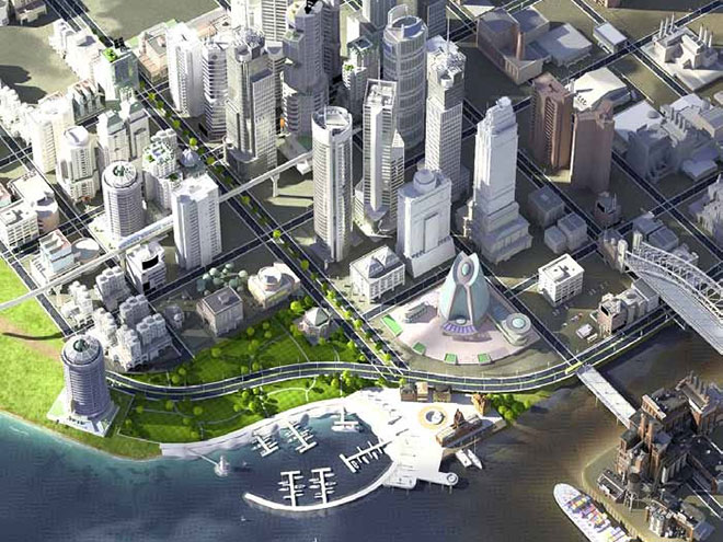 Sim City 2013 & Sim City Social