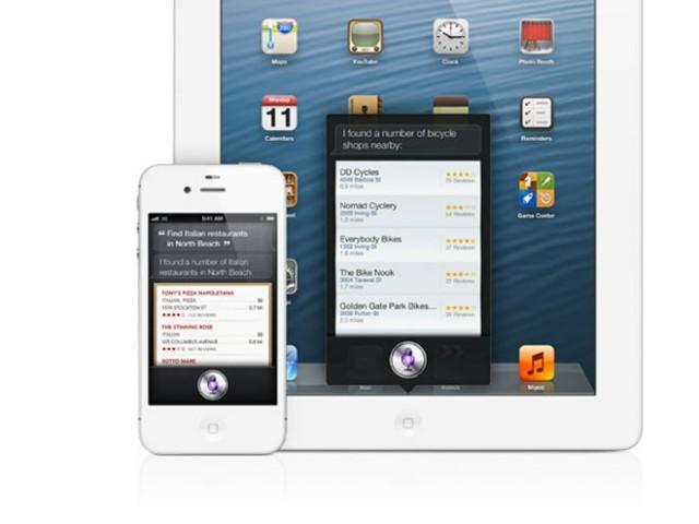 Siri arrive sur Mac OS... et sur iPad !