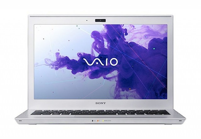 Computex 2012 : Sony VAIO T13, l'ultrabook de Sony