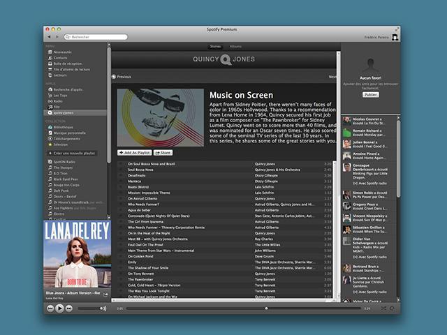 Spotify lance des applications pour les artistes