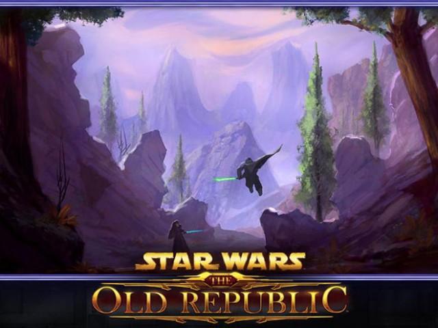 "Star Wars The Old Republic pourrait passer prochainement en ""free to play"""