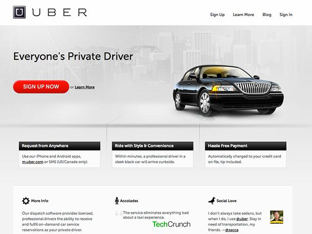Uber : bientôt des moto-taxis à Paris ?