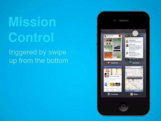 iOS 6 : un chouette concept en vidéo