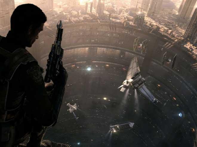 E3 2012 : Star Wars 1313, la première vidéo
