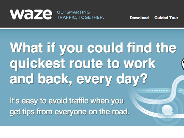 Waze 3.2 : recherche vocale et plein d'autres nouveautés