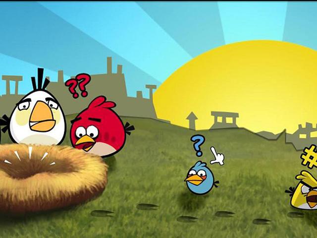 Le prochain Angry Birds pourrait nous mettre dans la peau des cochons verts
