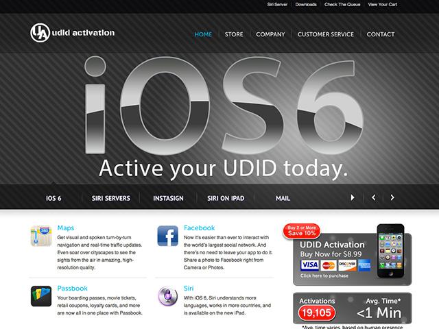 Apple va s'attaquer aux sites vendant des activations iOS 6 Bêta