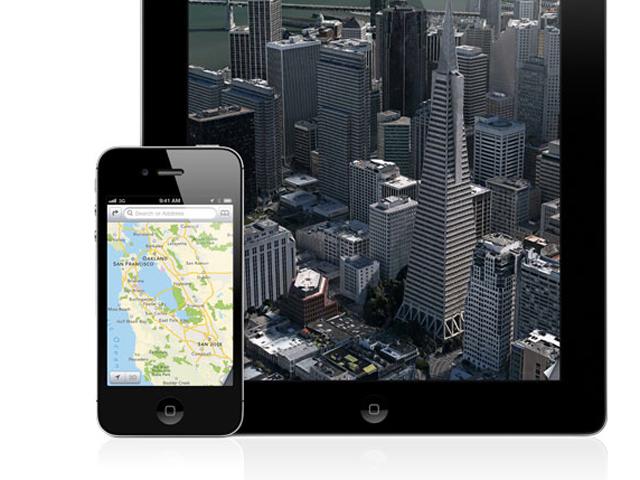 Apple Maps aussi sur OS X ?