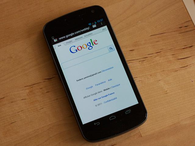 Apple bloque le Galaxy Nexus aux Etats-Unis