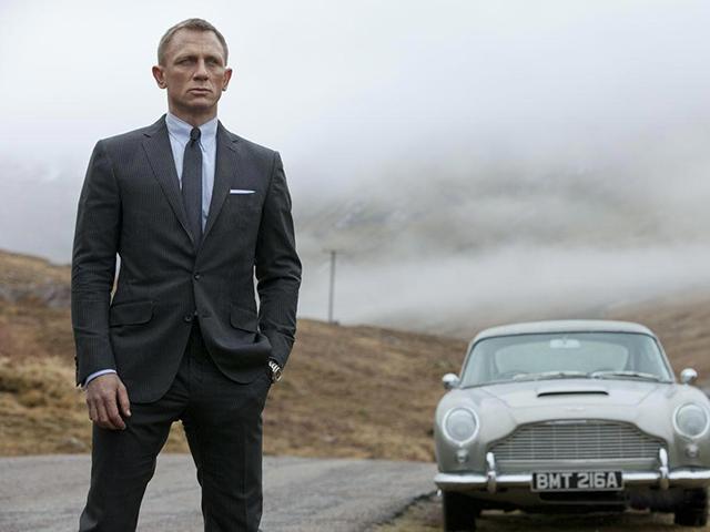 SkyFall : une nouvelle bande annonce pour le prochain James Bond