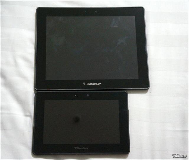 Des photos de la BlackBerry PlayBook 10 pouces ?!