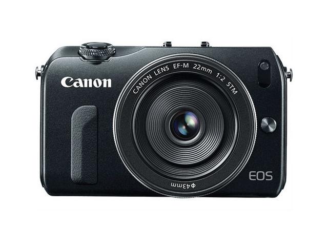 Canon EOS M : les spécifications et de nouvelles photos
