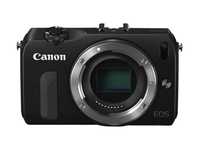 Canon EOS M : le premier hybride Canon est officiel !