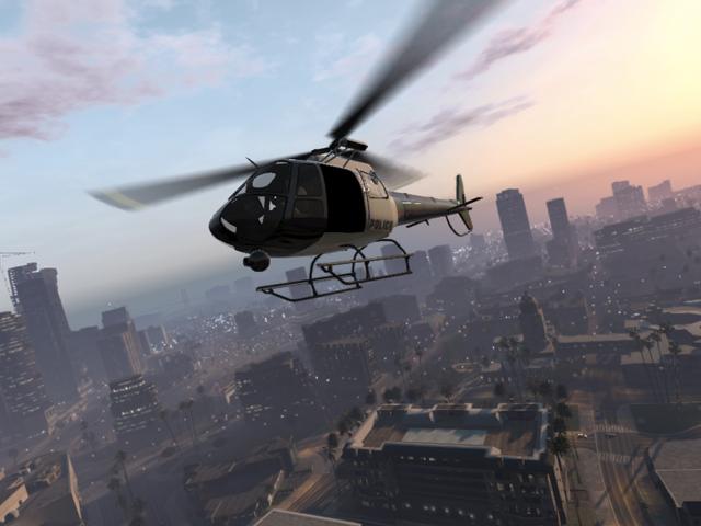 De nouvelles captures pour GTA 5
