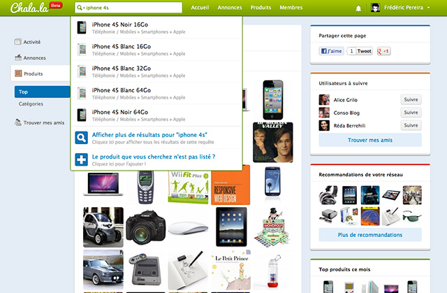 Chala.la, le guide d'achat 2.0