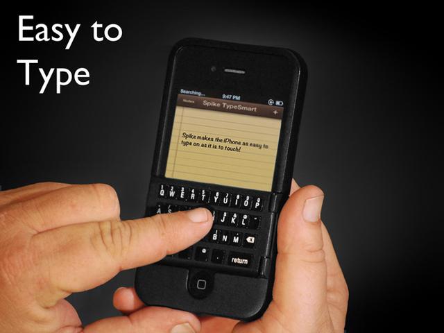 Transformer un iPhone en BlackBerry, c'est possible !