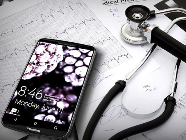 Un chouette concept de BlackBerry sous Windows Phone