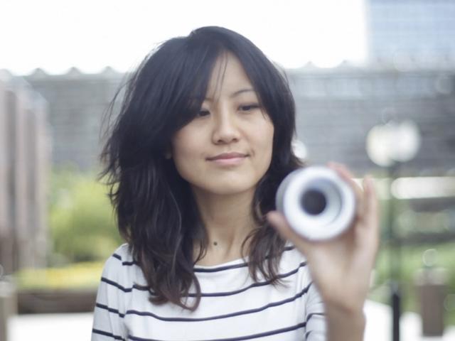 Iris : l'appareil photo du futur
