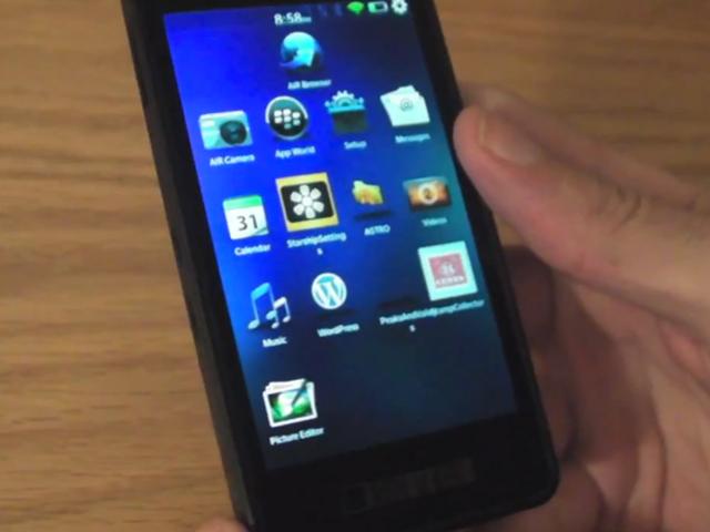BlackBerry 10 intègrera un concurrent à Instagram
