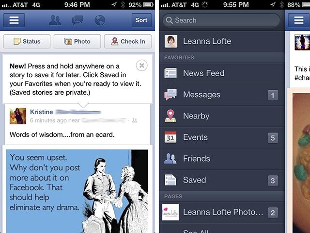 Facebook s'apprêterait à marcher sur les traces de Readability ou de Pocket
