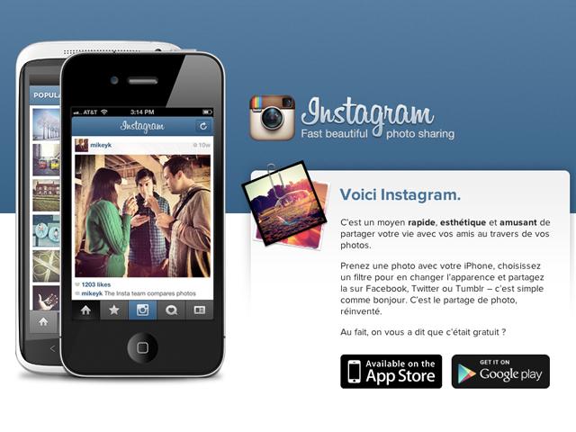 Instagram, la vilaine faille de sécurité est corrigée !