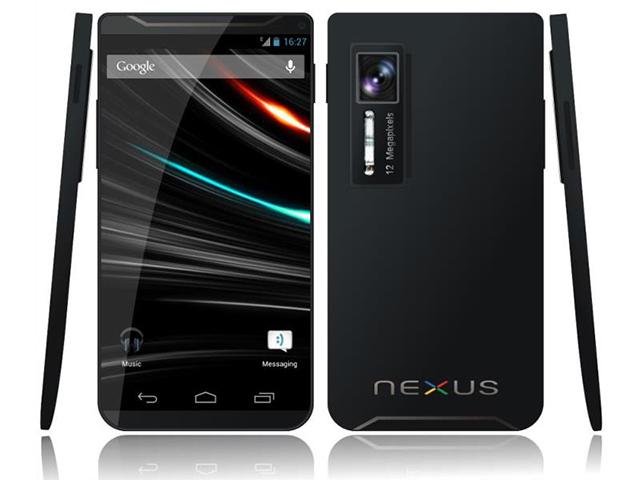 Un drôle de concept pour le Galaxy Nexus 2