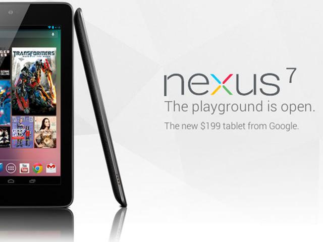 Nexus 10 : bientôt une tablette 10 pouces chez Google ?