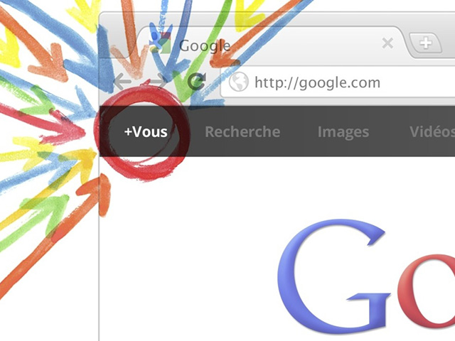 Google+ dispo sur iPad !