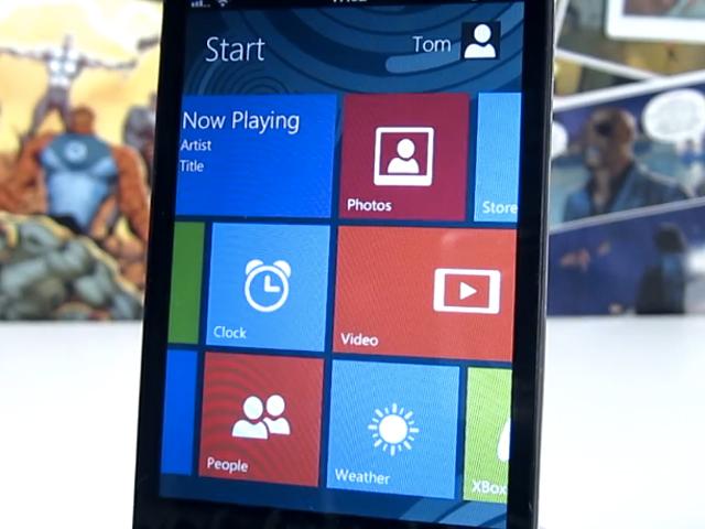 Metroon, l'interface Metro de Windows 8 sur ton iPhone