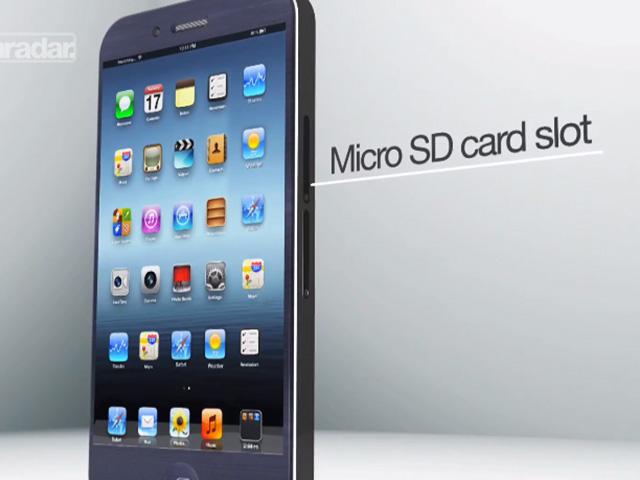 iSung Galaxy 5 : un concept mélangeant iPhone 5 et Galaxy S3